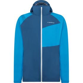 La Sportiva Run Chaqueta Hombre, azul